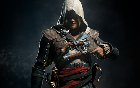 Assassin's Creed 4: Black Flag desktop wallpaper or background 01