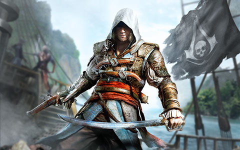 Assassin's Creed 4: Black Flag desktop wallpaper or background 04