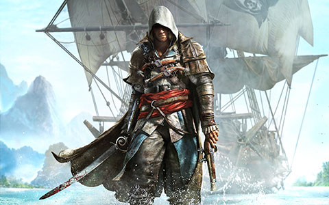 Assassin's Creed 4: Black Flag desktop wallpaper or background 05