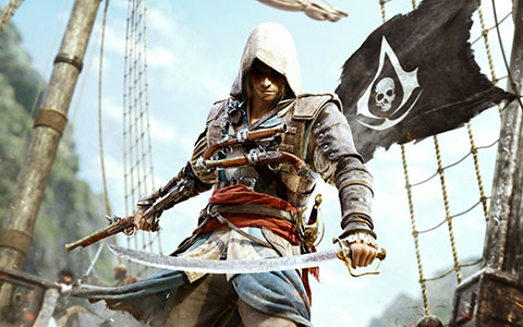 Assassin's Creed 4: Black Flag desktop wallpaper or background 06