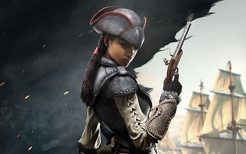 Assassin's Creed 4: Black Flag desktop wallpaper or background 07