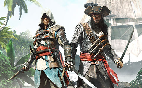 Assassin's Creed 4: Black Flag desktop wallpaper or background 09