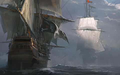 Assassin's Creed 4: Black Flag desktop wallpaper or background 11