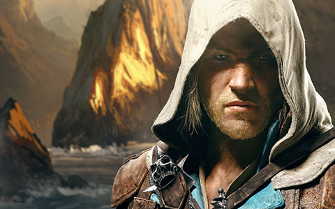 Assassin's Creed 4: Black Flag desktop wallpaper or background 12