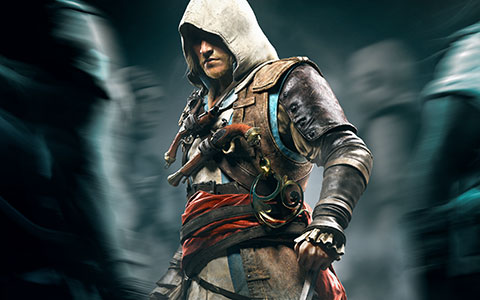 Assassin's Creed 4: Black Flag desktop wallpaper or background 13