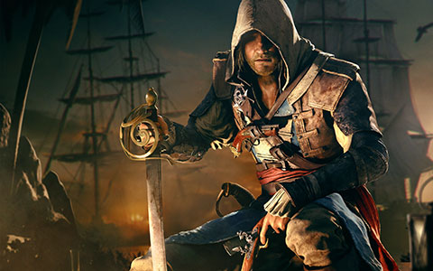 Assassin's Creed 4: Black Flag desktop wallpaper or background 15