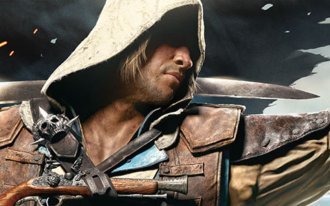 Assassin's Creed 4: Black Flag desktop wallpaper or background 16