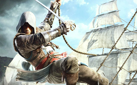 Assassin's Creed 4: Black Flag desktop wallpaper or background 17