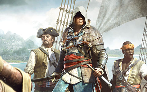 Assassin's Creed 4: Black Flag desktop wallpaper or background 18