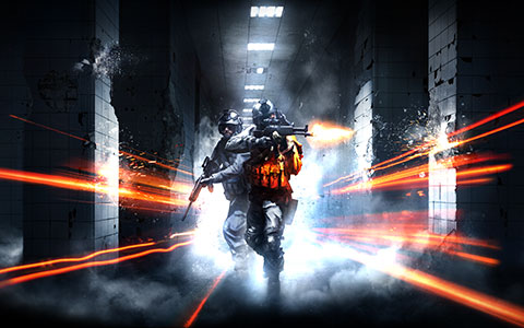 Battlefield 3 desktop wallpaper or background 05
