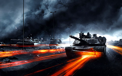 Battlefield 3 desktop wallpaper or background 06