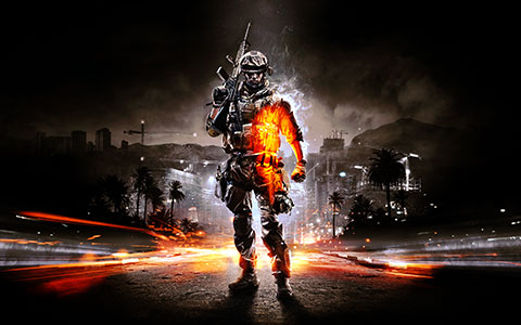 Battlefield 3 desktop wallpaper or background 08
