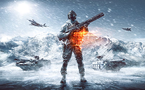 Battlefield 4: Final Stand wallpaper or background