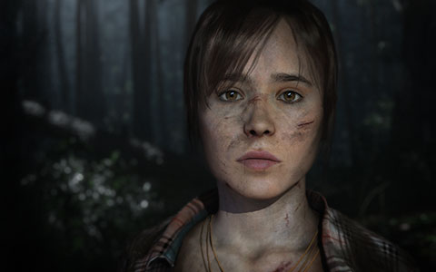 Beyond: Two Souls desktop wallpaper or background 02