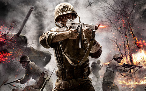 call of duty world at war wallpapers. GameWallpapers.com