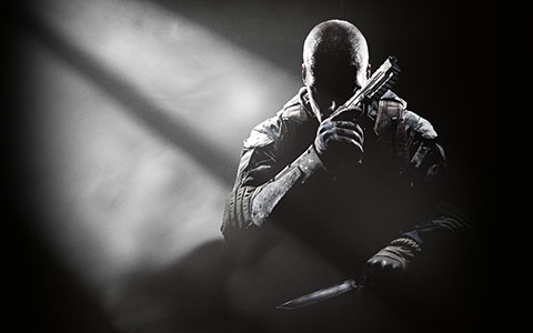 Call of Duty: Black Ops 2 desktop wallpaper or background 01