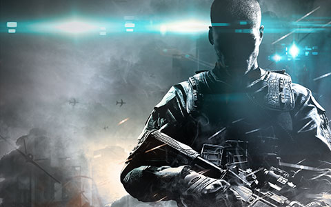 Call of Duty: Black Ops 2 desktop wallpaper or background 04