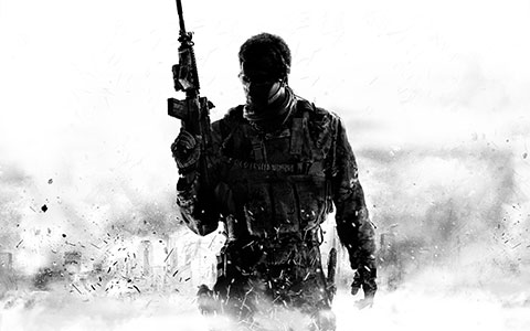 Modern Wallpaper on Call Of Duty  Modern Warfare 3 Wallpapers   Gamewallpapers Com