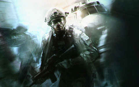 Call Of Duty: Modern Warfare 3 desktop wallpaper or background 04