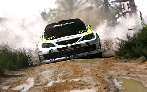 Colin McRae: Dirt 2 wallpapers - GameWallpapers.