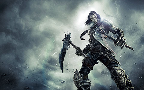 Darksiders 2 wallpapers - GameWallpapers.
