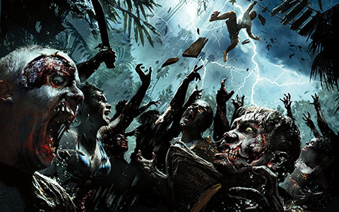 Dead Island Riptide desktop wallpaper or background 02