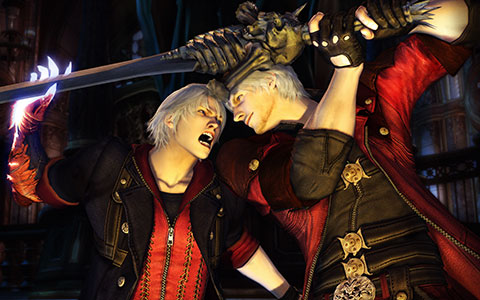 wallpapers devil may cry 4. GameWallpapers.com