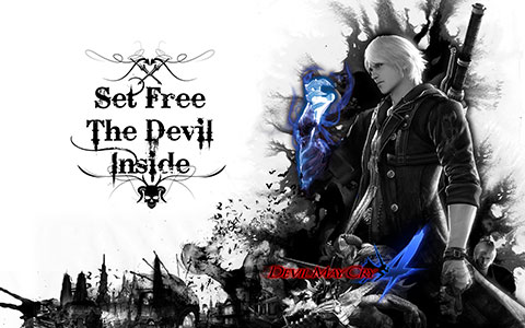 wallpaper devil may cry 4. Devil May Cry 4 wallpapers