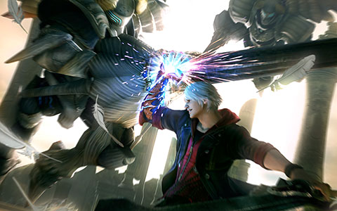 wallpapers devil may cry 4. devil may cry 4 wallpapers. Devil May Cry 4 wallpapers
