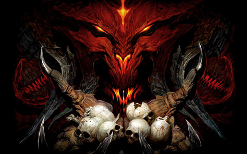 Diablo 3 wallpaper or background