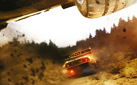 road wallpapers. McRae Off-Road wallpapers