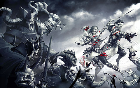 Divinity: Original Sin wallpaper or background