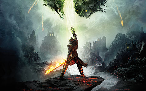 Dragon Age: Inquisition desktop wallpaper or background 05