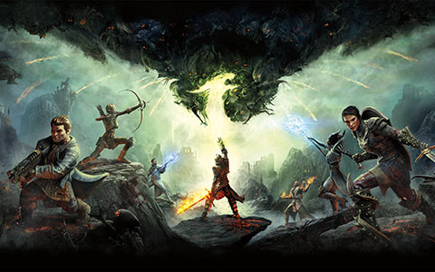 Dragon Age: Inquisition desktop wallpaper or background 06
