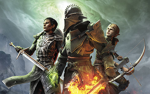 Dragon Age: Inquisition desktop wallpaper or background 08