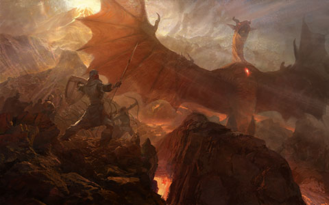 Dragon's Dogma desktop wallpaper or background 04