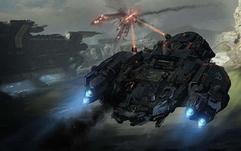 Dreadnought wallpaper or background