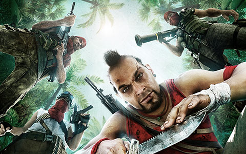 Far Cry 3 desktop wallpaper or background 04