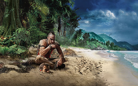 Far Cry 3 desktop wallpaper or background 12