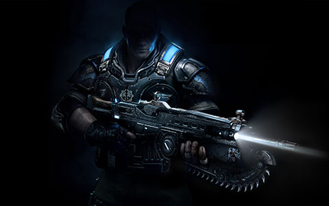 Gears of War 4 wallpaper or background