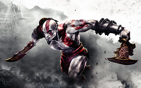 wallpaper god of war 3. God of War 3 wallpapers