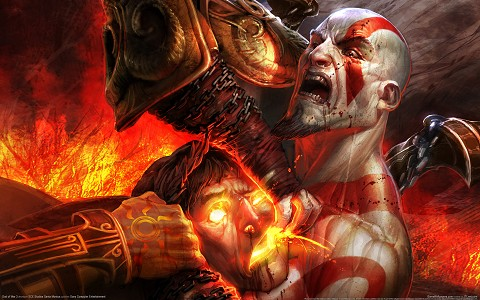 God of War 3 Wallpaper God of War 3 Desktop Wallpaper