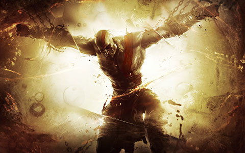 God of War: Ascension desktop wallpaper or background 01