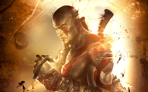 God of War: Ascension desktop wallpaper or background 02