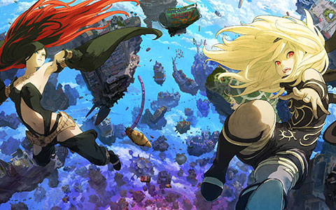 Gravity Rush 2 wallpaper or background
