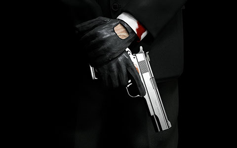 Hitman: Absolution desktop wallpaper or background 03