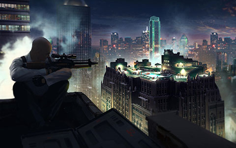 Hitman: Absolution desktop wallpaper or background 07