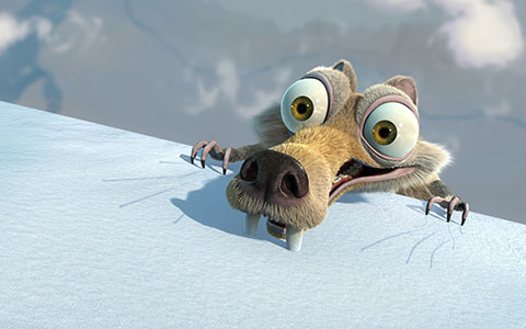 ice age wallpapers. Ice Age 2: The Meltdown