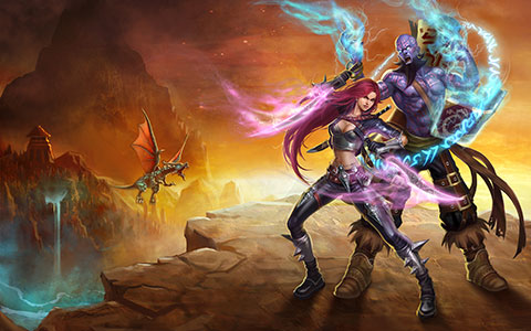 League of Legends wallpapers - GameWallpapers.com