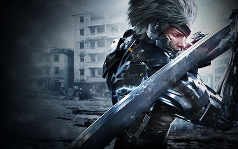 Metal Iphone Wallpaper on Metal Gear Rising  Revengeance Wallpapers   Gamewallpapers Com